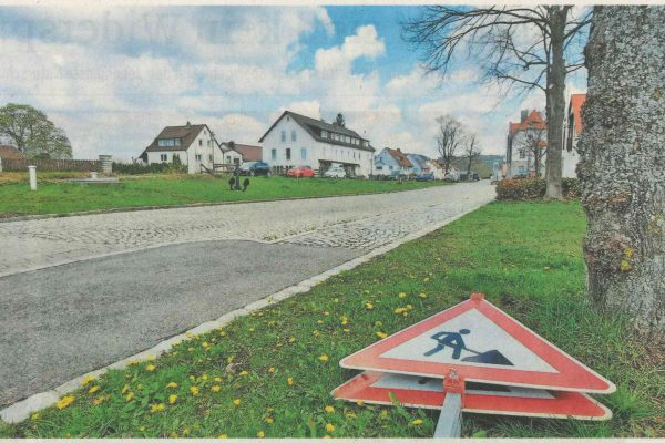 Stadt Auerbach i.d.OPf. –  Sanierung Hopfenoher Straße