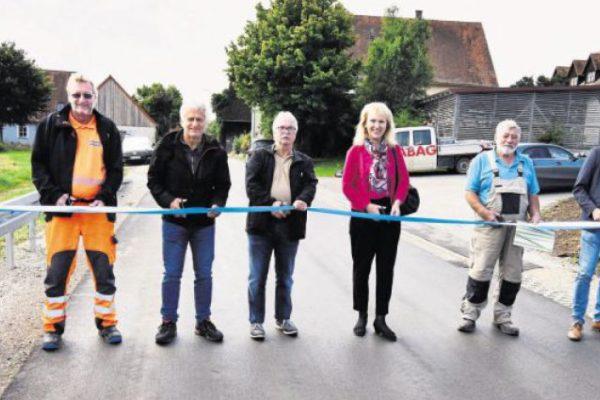 Sanierung Gemeindeverbindungsstraße Leinhof