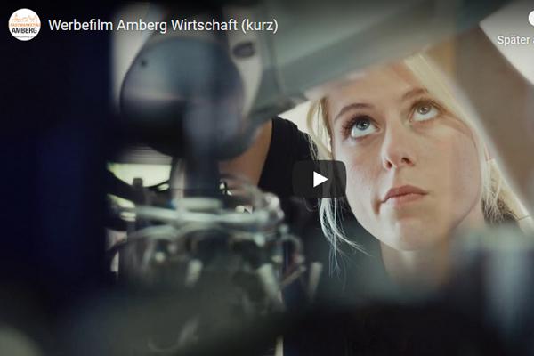 Wirtschaft in Amberg (Video)