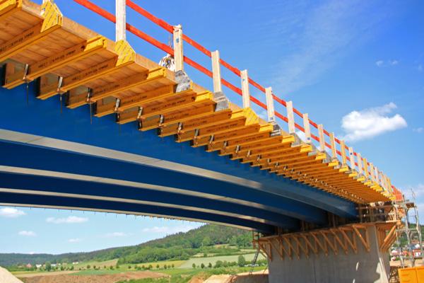 Straßen- und Brückenbau